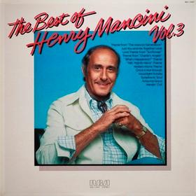 Best of Vol.3 Henry Mancini