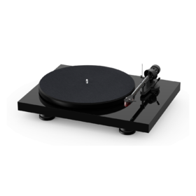 Debut Carbon EVO High Gloss Black Pro-Ject