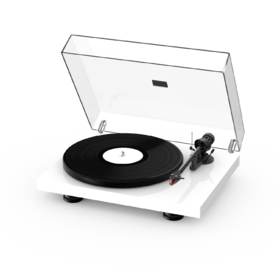 Debut Carbon EVO High Gloss White Pro-Ject