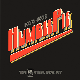 A&M Vinyl Box Set 1970 - 1975 Humble Pie