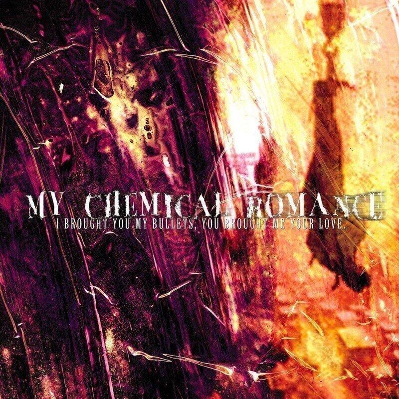 "Виниловая пластинка My Chemical Romance - ""I Brought You ..."
