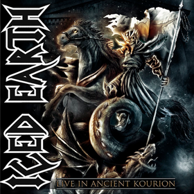 Live In Ancient Kourion Iced Earth