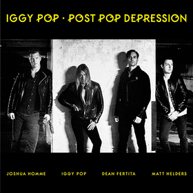 Post Pop Depression Iggy Pop