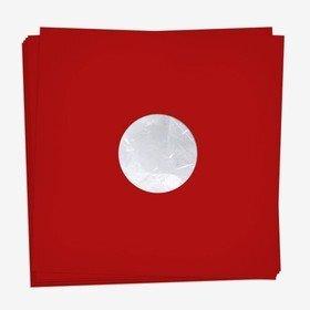 """Антистатические конверты для 12"""" пластинок 20 шт (Red) Audio Anatomy"""