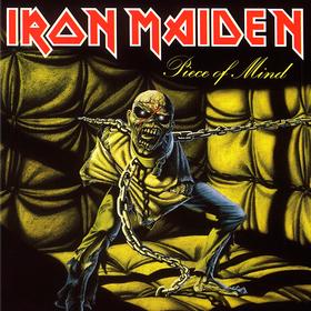 Piece Of Mind Iron Maiden
