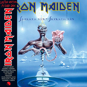 Seventh Son Of A Seventh Son (Limited Edition) Iron Maiden