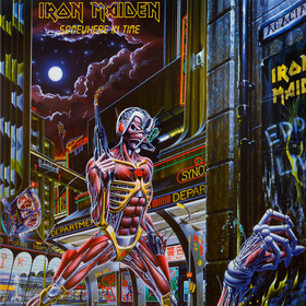 Somewhere In Time Iron Maiden