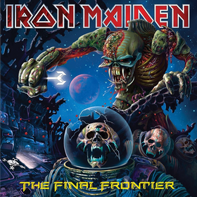 The Final Frontier Iron Maiden
