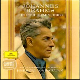 The Four Symphonies (by Herbert von Karajan) J. Brahms