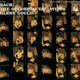 The Goldberg Variations 1955 (Glenn Gould) J.S. Bach