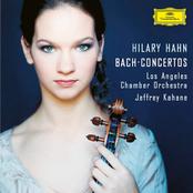 Violin Concerto No.2 In E (Hilary Hahn)