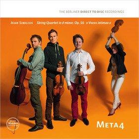 String Quartet In D Minor J. Sibelius
