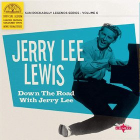 Down The Road With Jerry Lee (Limited Edition) Jerry Lee Lewis