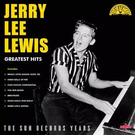 Greatest Hits (Limited Edition) Jerry Lee Lewis