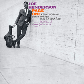 Page One (Limited Edition) Joe Henderson