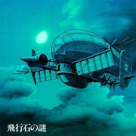 Castle In the Sky: Soundtrack Joe Hisaishi