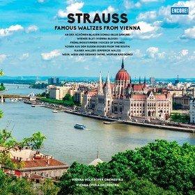 Famous Waltsez From Vienna Johann Strauss
