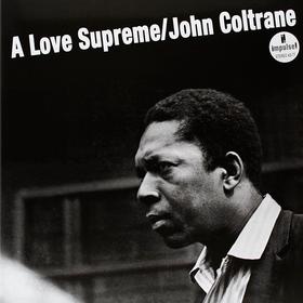 A Love Supreme John Coltrane