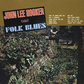 Folk Blues John Lee Hooker