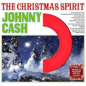 Christmas Spirit -ltd- Johnny Cash