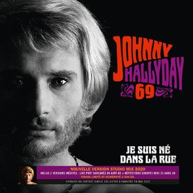 Je Suis Ne Dans La Rue (Limited Edition) Johnny Hallyday