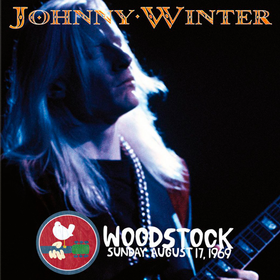 The Woodstock Experience Johnny Winter