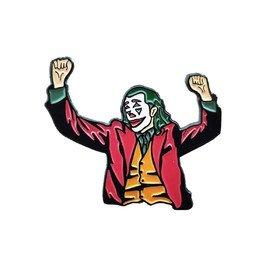 Joker Vinyla Pins