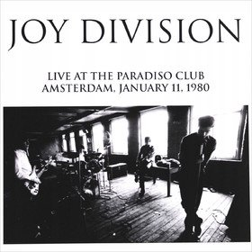 Live At the Paradiso Club Joy Division