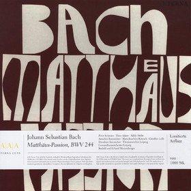 Matthaus-Passion J.S. Bach