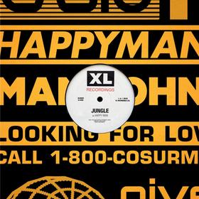 Happy Man Jungle