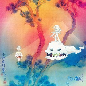 Kids See Ghosts Kanye West & Kid Cudi