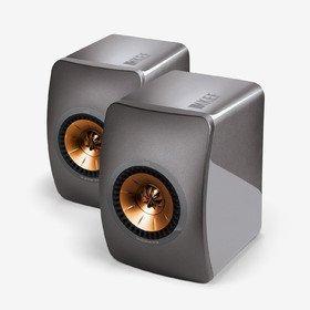 LS50 Titanium KEF