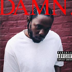 Damn (Limited Autographed Vinyl Edition) Kendrick Lamar