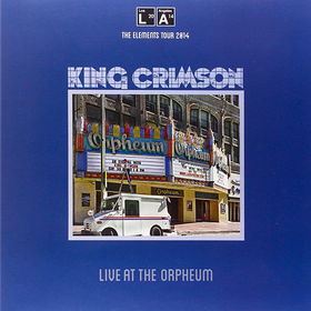 Live At The Orpheum King Crimson
