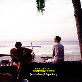 Declaration Of Dependence Kings Of Convenience