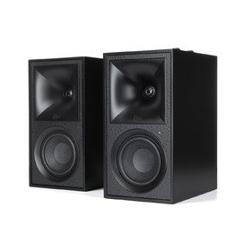 The Fives Matte Black Klipsch