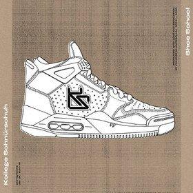 Shoe School! (Limited Edition) Kollege Schnurschuh