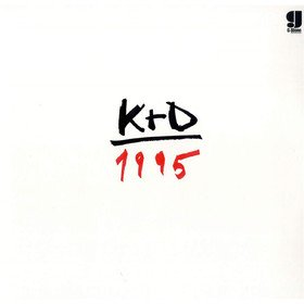 1995 (Limited Edition) Kruder&Dorfmeister