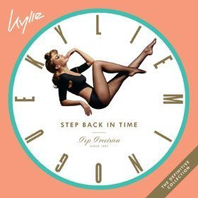 Step Back In Time: The Definitive Collection Kylie Minogue