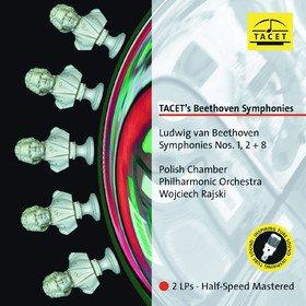 Symphonies Nos. 1, 2 & 8 L. Van Beethoven