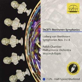 Symphonies Nos. 3 & 4 L. Van Beethoven