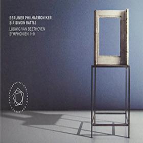 Symphonies Nr. 1-9 (Berliner Philharmoniker and Sir Simon Rattle) L. Van Beethoven