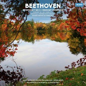 Symphony N.5/ Egmont Overture  L. Van Beethoven