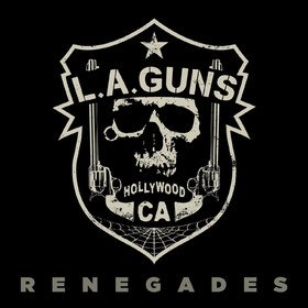 Renegades (White) L.A. Guns