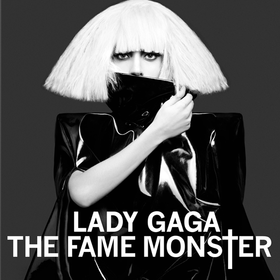The Fame Monster (Pictured Disc) Lady Gaga
