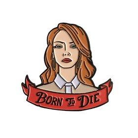 Lana Del Rey / Born To Die Vinyla Pins
