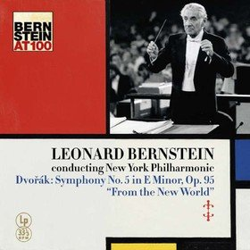 Dvorak: Symphony n. 5 in E minor, Op. 95 - New World Leonard Bernstein