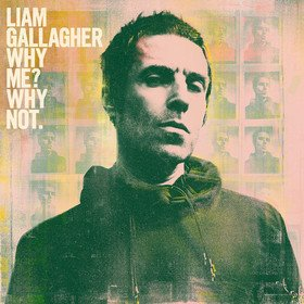 Why Me? Why Not. (Box Set) Liam Gallagher