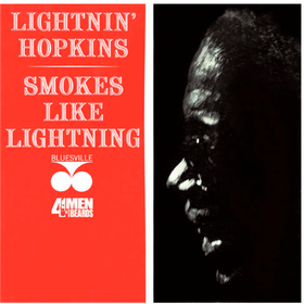 Smokes Like Lightnin' Lightnin' Hopkins