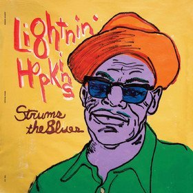 Strums The Blues Lightnin' Hopkins